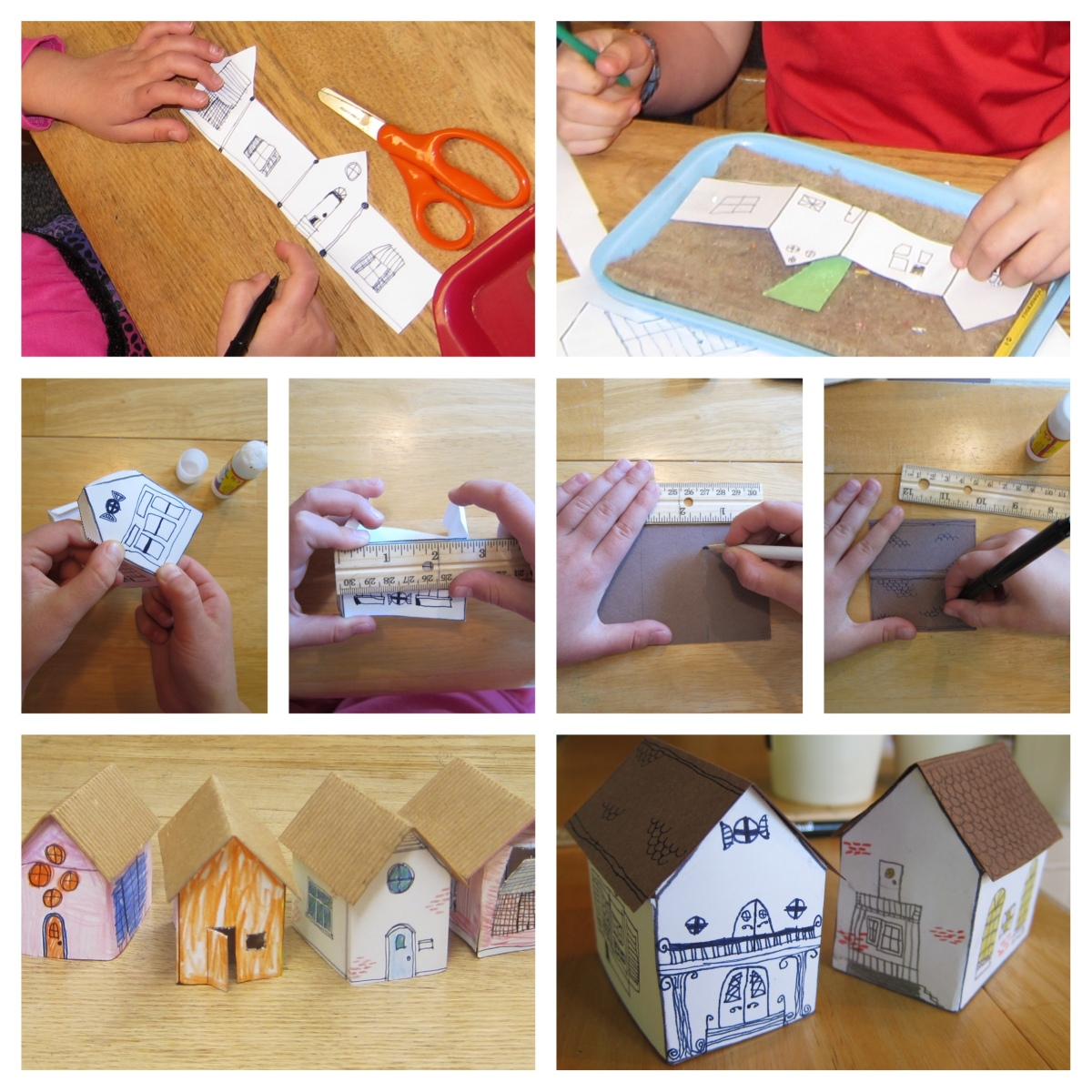 Introduction to architectural model making plans for 3d house model maker