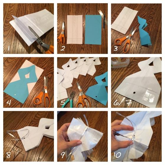3D Snowflake Steps