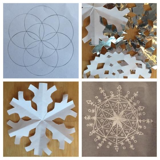 Snow Crystal Geometry Design In Play