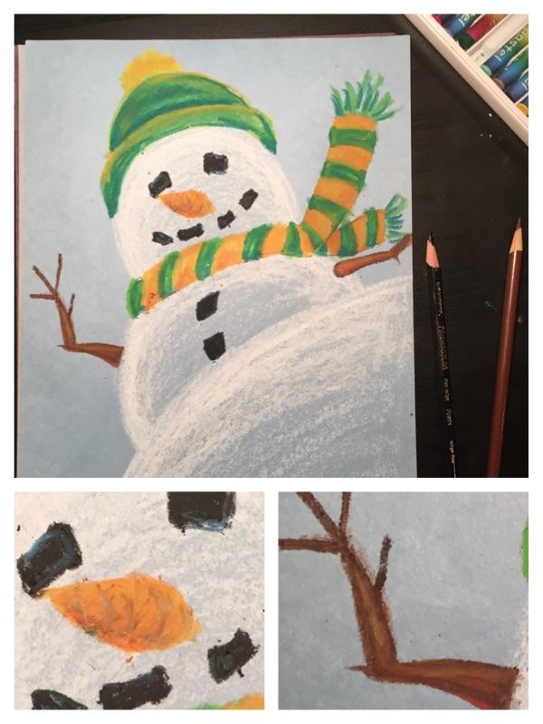 snowman-details