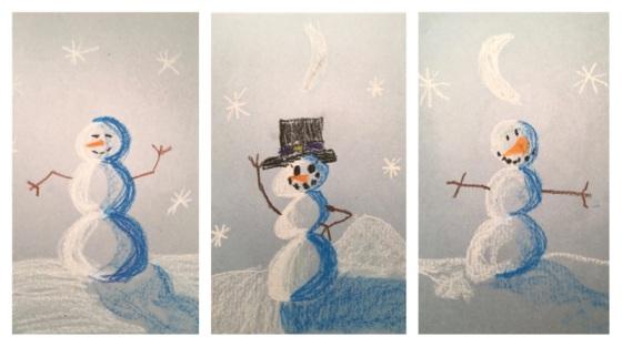 three-snowmen